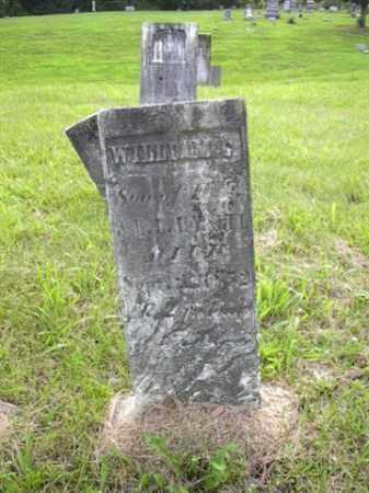 HYSELL, WILLIAM - Meigs County, Ohio | WILLIAM HYSELL - Ohio Gravestone Photos