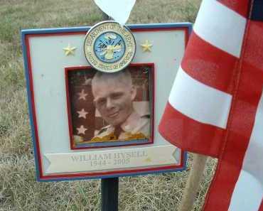 HYSELL, WILLIAM PEARL - Meigs County, Ohio | WILLIAM PEARL HYSELL - Ohio Gravestone Photos