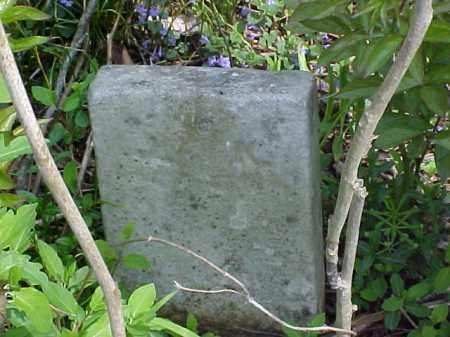 J., K. - Meigs County, Ohio   K. J. - Ohio Gravestone Photos