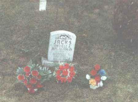JACKS, WENDELL ROGER - Meigs County, Ohio | WENDELL ROGER JACKS - Ohio Gravestone Photos