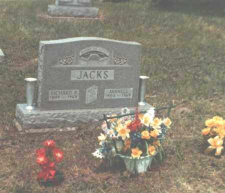KENNEDY JACKS, GARNET AVANELL - Meigs County, Ohio | GARNET AVANELL KENNEDY JACKS - Ohio Gravestone Photos