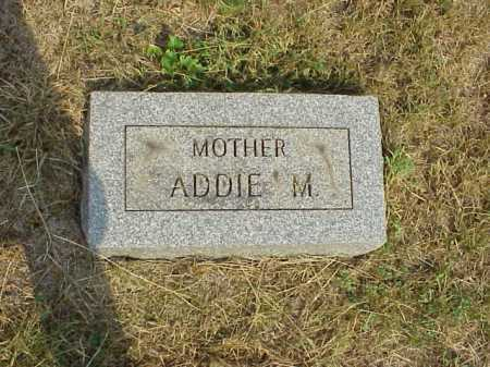 JACKSON, ADDIE M. - Meigs County, Ohio | ADDIE M. JACKSON - Ohio Gravestone Photos