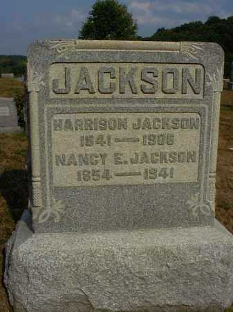 JACKSON, HARRISON - Meigs County, Ohio | HARRISON JACKSON - Ohio Gravestone Photos