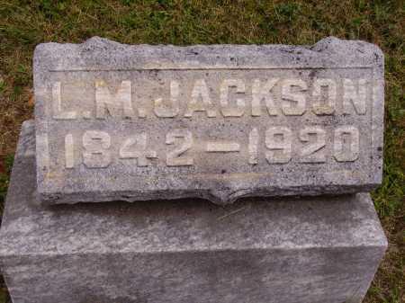 HOLT JACKSON, LANNA M. - Meigs County, Ohio | LANNA M. HOLT JACKSON - Ohio Gravestone Photos