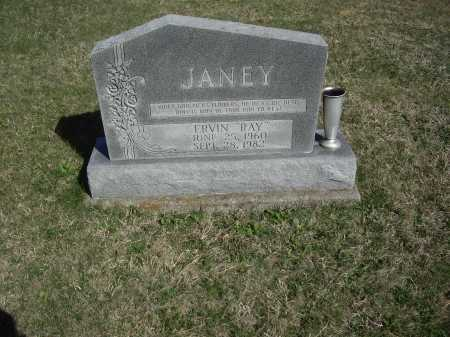 "JANEY, ERVIN ""RAY"" - Meigs County, Ohio 
