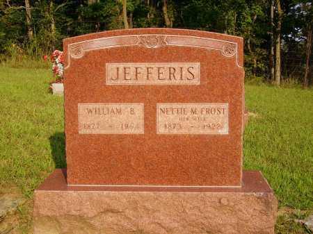 JEFFERIS, NETTIE [JEANNETTEA] M. - Meigs County, Ohio | NETTIE [JEANNETTEA] M. JEFFERIS - Ohio Gravestone Photos