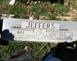 JEFFERS, BILL/WILLARD - Meigs County, Ohio | BILL/WILLARD JEFFERS - Ohio Gravestone Photos