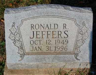 JEFFERS, RONALD R. - Meigs County, Ohio | RONALD R. JEFFERS - Ohio Gravestone Photos