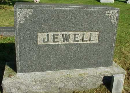 JEWELL, ADELBERT D. & WIVES MONUMENT - Meigs County, Ohio | ADELBERT D. & WIVES MONUMENT JEWELL - Ohio Gravestone Photos