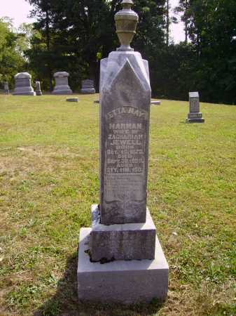 HARMAN JEWELL, ETTA MAY - Meigs County, Ohio | ETTA MAY HARMAN JEWELL - Ohio Gravestone Photos