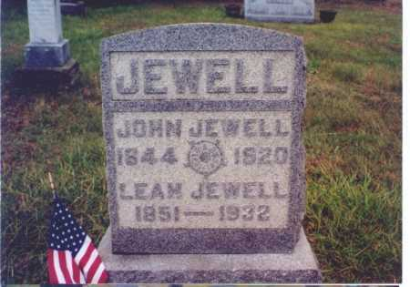 JEWELL, JOHN - Meigs County, Ohio | JOHN JEWELL - Ohio Gravestone Photos