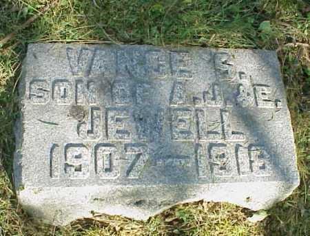 JEWELL, VANCE S. - Meigs County, Ohio | VANCE S. JEWELL - Ohio Gravestone Photos