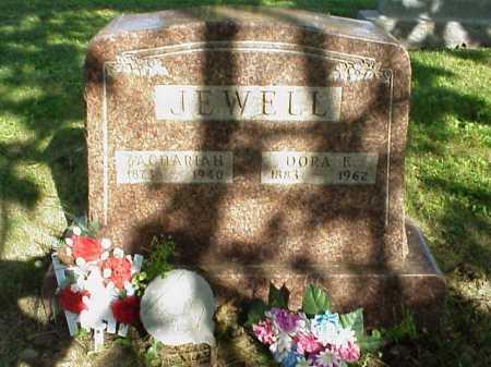 JEWELL, DORA E. - Meigs County, Ohio | DORA E. JEWELL - Ohio Gravestone Photos