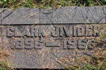 JIVIDEN, JASPER CLARK - Meigs County, Ohio | JASPER CLARK JIVIDEN - Ohio Gravestone Photos