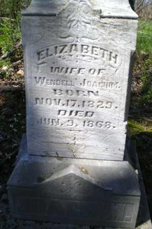 JOACHIM, ELIZABETH - CLOSEVIEW - Meigs County, Ohio | ELIZABETH - CLOSEVIEW JOACHIM - Ohio Gravestone Photos