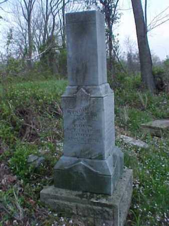 JOACHIM, WENDLE - Meigs County, Ohio | WENDLE JOACHIM - Ohio Gravestone Photos