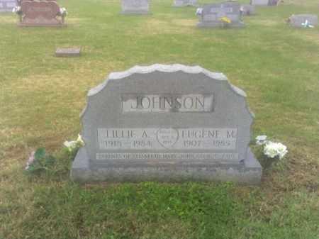 "GRADY JOHNSON, ADALINE LUELLE ""LILLIE"" - Meigs County, Ohio | ADALINE LUELLE ""LILLIE"" GRADY JOHNSON - Ohio Gravestone Photos"