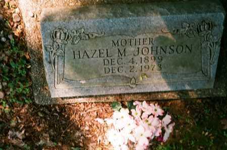 JOHNSON, HAZEL M. - Meigs County, Ohio   HAZEL M. JOHNSON - Ohio Gravestone Photos