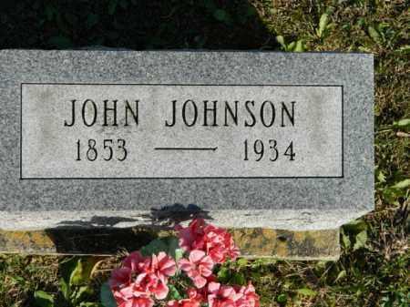 JOHNSON, JOHN - Meigs County, Ohio | JOHN JOHNSON - Ohio Gravestone Photos