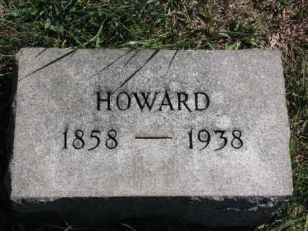JOHNSTON, HOWARD - Meigs County, Ohio | HOWARD JOHNSTON - Ohio Gravestone Photos