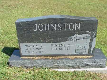 JOHNSTON, WANDA B. - Meigs County, Ohio | WANDA B. JOHNSTON - Ohio Gravestone Photos