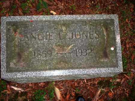 JONES, ANGIE L. - Meigs County, Ohio | ANGIE L. JONES - Ohio Gravestone Photos