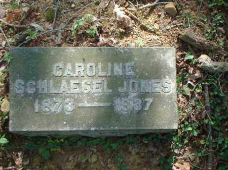 JONES, CAROLINE - Meigs County, Ohio | CAROLINE JONES - Ohio Gravestone Photos