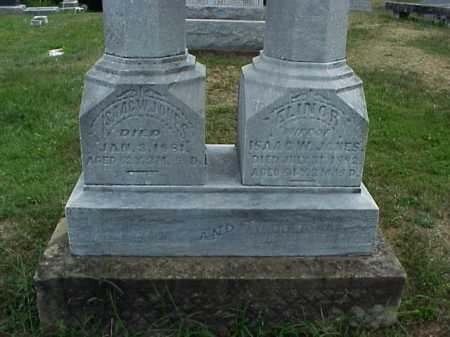 JONES, ELINOR - Meigs County, Ohio | ELINOR JONES - Ohio Gravestone Photos