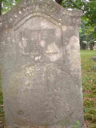 JONES, MARY J. - Meigs County, Ohio   MARY J. JONES - Ohio Gravestone Photos