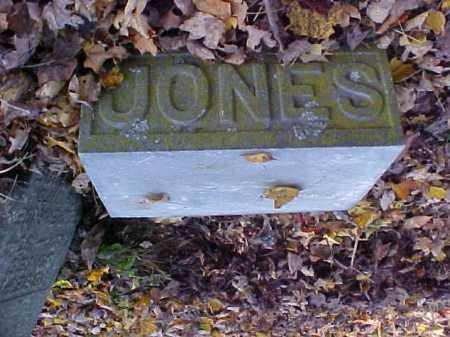 JONES, MONUMENT - Meigs County, Ohio | MONUMENT JONES - Ohio Gravestone Photos
