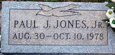 JONES, PAUL J. - Meigs County, Ohio | PAUL J. JONES - Ohio Gravestone Photos