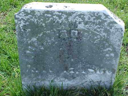 JONES, RICHARD - Meigs County, Ohio | RICHARD JONES - Ohio Gravestone Photos