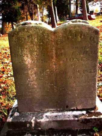 JONES, KATIE M. - Meigs County, Ohio   KATIE M. JONES - Ohio Gravestone Photos