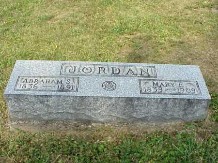 HARMAN JORDAN, MARY E. - Meigs County, Ohio | MARY E. HARMAN JORDAN - Ohio Gravestone Photos