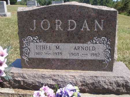 JORDAN, ETHEL MARIE - Meigs County, Ohio | ETHEL MARIE JORDAN - Ohio Gravestone Photos