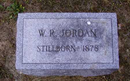 JORDAN, W. R. - Meigs County, Ohio | W. R. JORDAN - Ohio Gravestone Photos