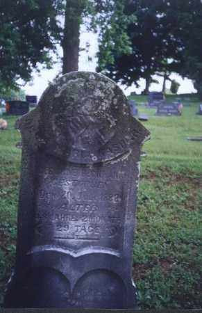 KASPAR, ANNA MARIA - Meigs County, Ohio | ANNA MARIA KASPAR - Ohio Gravestone Photos