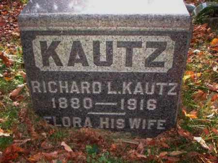 KAUTZ, RICHARD L. - Meigs County, Ohio   RICHARD L. KAUTZ - Ohio Gravestone Photos