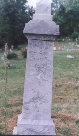 KECK, CATHERINE - Meigs County, Ohio | CATHERINE KECK - Ohio Gravestone Photos
