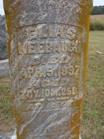 KEEBAUGH, ELIAS - Meigs County, Ohio | ELIAS KEEBAUGH - Ohio Gravestone Photos