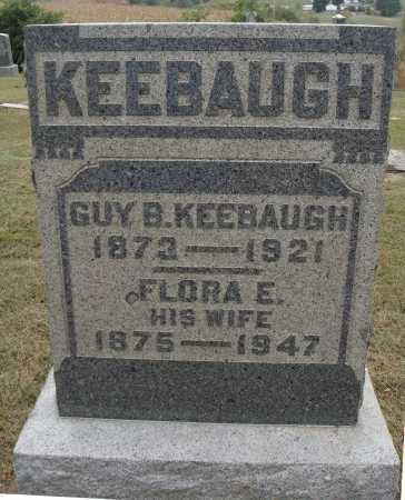 KEEBAUGH, FLORA E. - Meigs County, Ohio | FLORA E. KEEBAUGH - Ohio Gravestone Photos