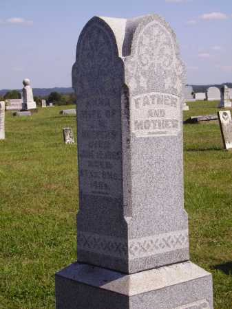 HART KEEPERS, ANNA - OVERALL VIEW - Meigs County, Ohio | ANNA - OVERALL VIEW HART KEEPERS - Ohio Gravestone Photos