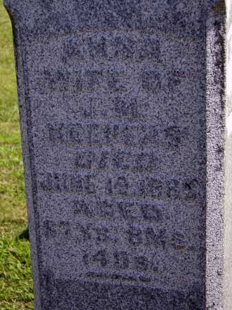 KEEPERS, ANNA - CLOSEVIEW - Meigs County, Ohio | ANNA - CLOSEVIEW KEEPERS - Ohio Gravestone Photos