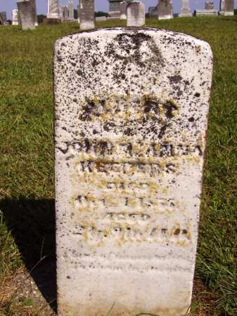 KEEPERS, ALBERT - Meigs County, Ohio | ALBERT KEEPERS - Ohio Gravestone Photos