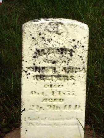 KEEPERS, ALBERT - Meigs County, Ohio   ALBERT KEEPERS - Ohio Gravestone Photos