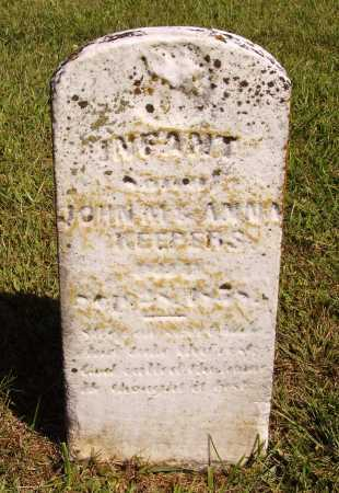 KEEPERS, INFANT SON - Meigs County, Ohio | INFANT SON KEEPERS - Ohio Gravestone Photos
