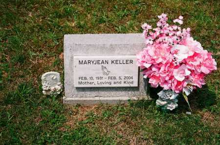KELLER, MARYJEAN - Meigs County, Ohio | MARYJEAN KELLER - Ohio Gravestone Photos