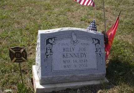 KENNEDY, BILLY JOE - Meigs County, Ohio | BILLY JOE KENNEDY - Ohio Gravestone Photos