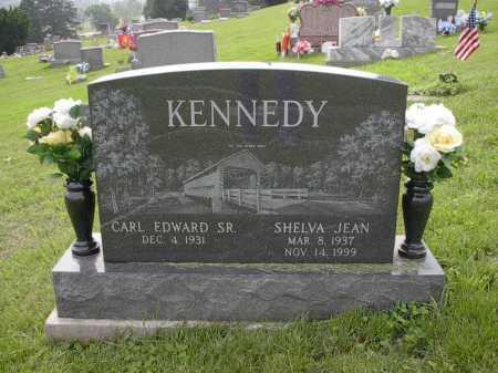 KENNEDY, CARL EDWARD SR. - Meigs County, Ohio   CARL EDWARD SR. KENNEDY - Ohio Gravestone Photos
