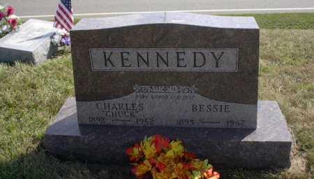 "KENNEDY, CHARLES ""CHUCK"" - Meigs County, Ohio | CHARLES ""CHUCK"" KENNEDY - Ohio Gravestone Photos"